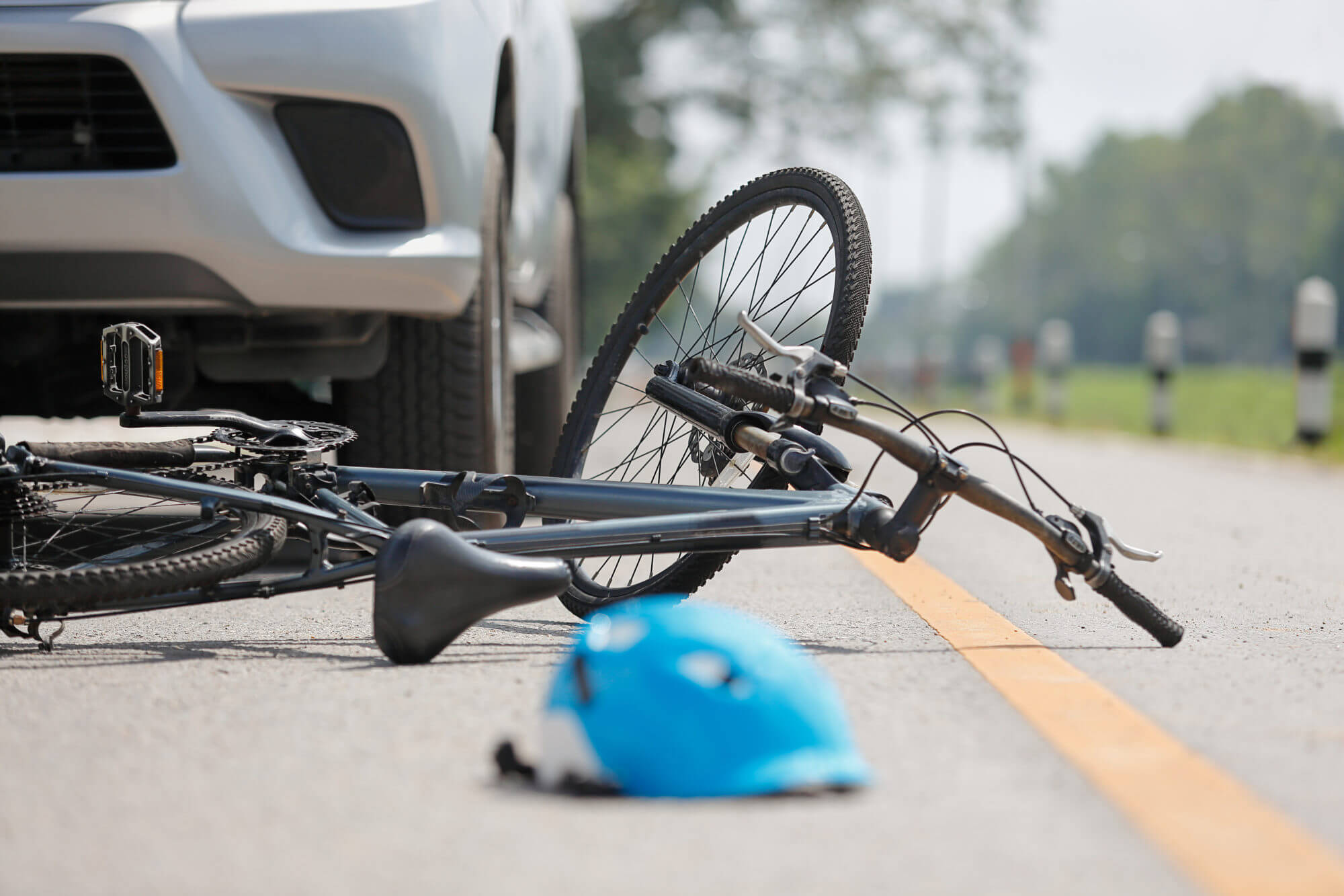 Tulsa Bicycle Accident Lawyer