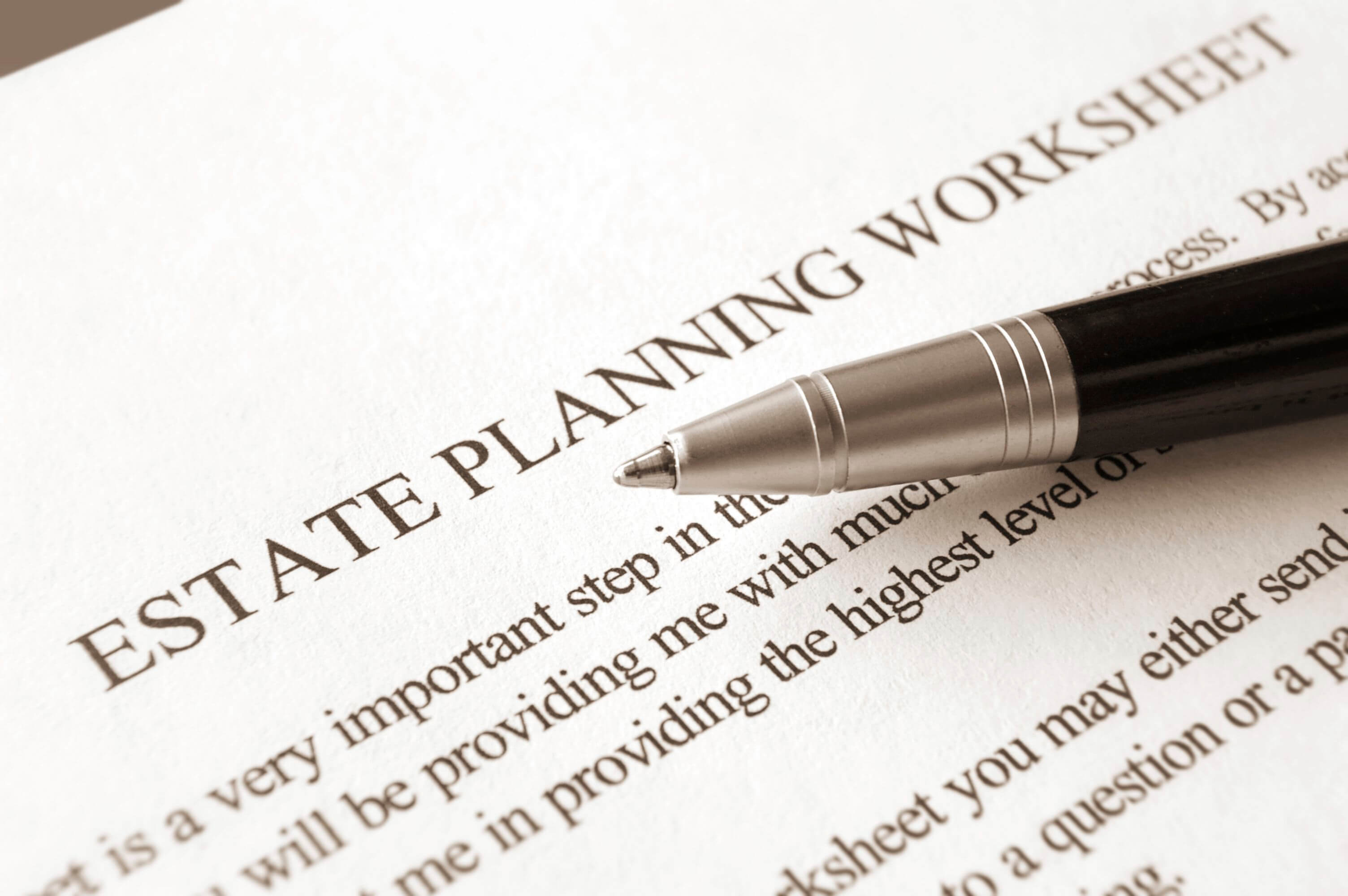 Tulsa Estate Planning Attorney